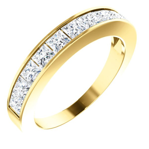 Wedding Band by Gabriel & Co
