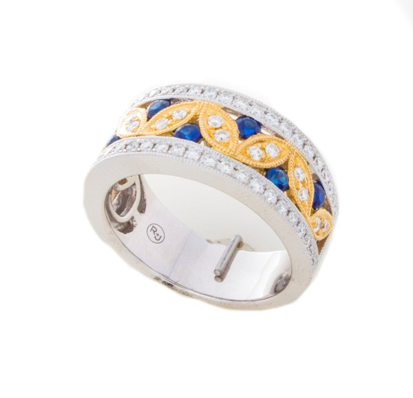 Fashion Ring by Roman + Jules
